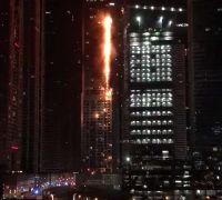 Nuovi interrogativi dal confronto tra l'incendio della Grenfell Tower di Londra e ciò che è avvenuto a Dubai